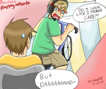 Pewdiepie,Smosh and Pizzadudemanguy. Here's a picture related to Pewdiepie. :D