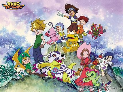 How can nobody कहा Digimon?! O: omg, well for me was Digimon Adventure. I had a very great childhood because of it (: Always in my heart.