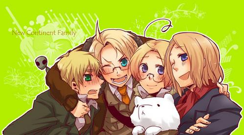 The f.a.c.e family :)