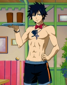 The famous... GRAY FULLBUSTER~!! <33