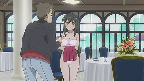 Saori Shikikagami from Ladies vs Butlers