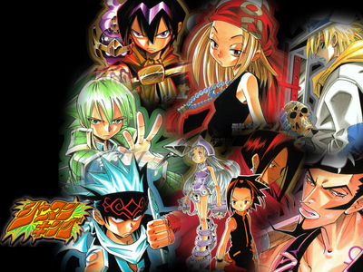 Shaman King ^w^! I used to प्यार it when i was like 7 years old xD? I didnt miss one single episode..Man i miss that show..
