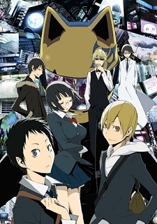The most 最近的 日本动漫 I'd started for the first time was Durarara!!. I finished it awhile back (awesome anime, 由 the way). I haven't started anything new... I'm rewatching Ouran High School Host Club. 哈哈