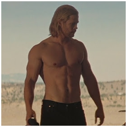 oh look it's Thor :D