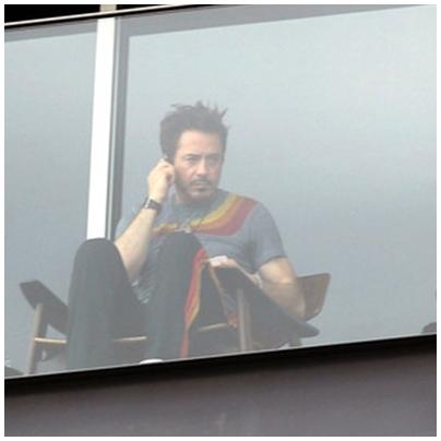 why so cute Downey? :3
