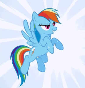I'd rather have arco iris Dash<3 Raaaainboooows...^~^ :D