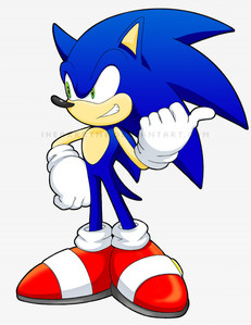 I think is Sonic