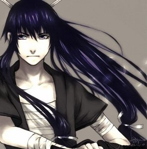 There's so many, but right now it would probably be.. Yuu Kanda from D.Gray-Man.