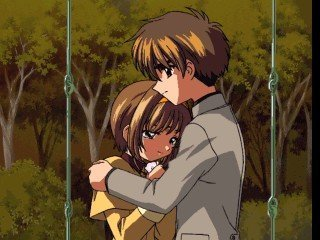 Well there's Syaoran from card captor Sakura.He initially was cold to her though she was soooo nice but eventually warmed up to her to the point where he fell in Amore with her