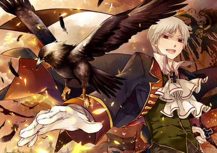 Prussia. Well, they're not the worst I've seen, but they're red.