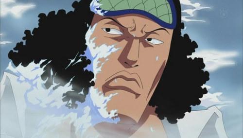 Aokiji (One Piece) says it a lot :)