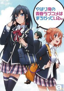 Yahari Ore no Seishun 爱情 Come wa Machigatteiru is the last 日本动漫 I have watched. It is very good, but nothing really special.
