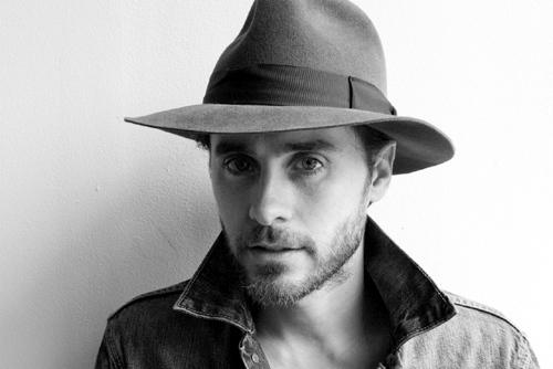 Jared + hat