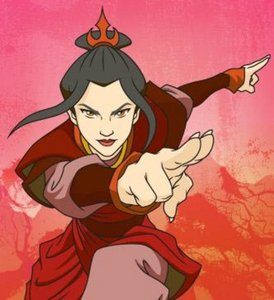 阿凡达 the Last Airbender. The time when my 图标 was always Azula, good times...