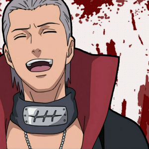Aside from Dei, Hidan would be a very close segundo (yes, I am aware he's a freak) :D