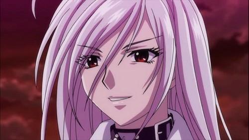 Moka Akashiya (True Form) Rosario + Vampire