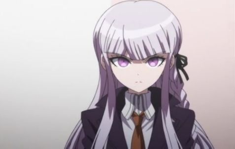 Kirigiri kyouko from Dangan ronpa.