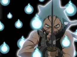 Black*Star from Soul Eater. I'm kinda surprised nobody's said him yet.