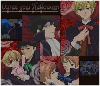 Ouran High School Host Club Halloween ^^