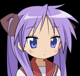 Kagami from Lucky bintang