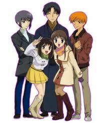 Fruits Basket one of the best!
