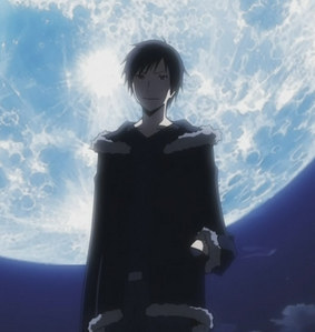 Right now my 最喜爱的 character is Izaya Orihara from Durarara!!. He has a very cocky, sarcastic personality I can really relate to. I enjoy his personality and how he treats other characters.
