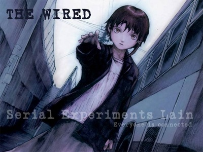 I just choose one of my 收藏夹 this time around. Iwakura Lain from Serial Experiments Lain. Her entire existence tricks up the mind as it is hard deciding if Lain is as innocent as she seems 或者 not. I could relate to her shyness issues as well as her interactions with other characters. Plus, her 总体, 整体 sacrifice at the end of the series [SPOILER- She became the goddess of the wired but becoming so erased her existence permanently as now she's not alive nor is she dead] still really gets to me. Lain is always with 你 through out the wired.