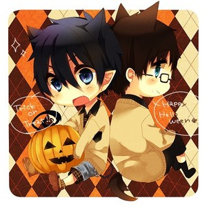 Lol why Halloween? It's not exactly Halloween season.