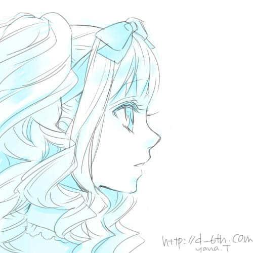 Elizabeth from Kuroshitsuji :3