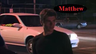 My Fan pic of Matthew. <3333