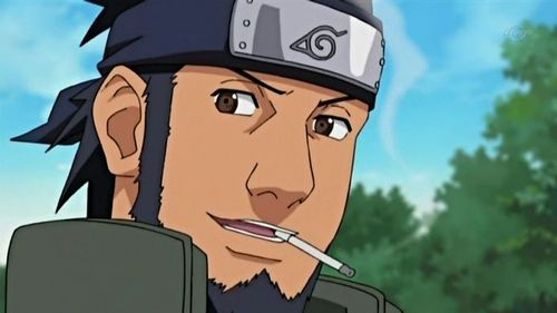 Post an anime character that smokes   Anime Answers   Fanpop