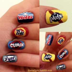 I amor to diseño my nails
