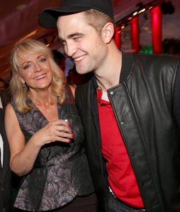 my gorgeous baby with his beautiful mom,Clare at the BD 2 after party.She is so proud of her baby boy<3