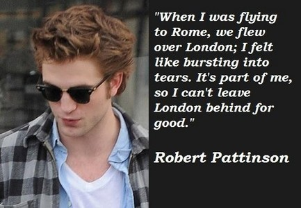 here's a aleatório quote from my sexy Brit<3
