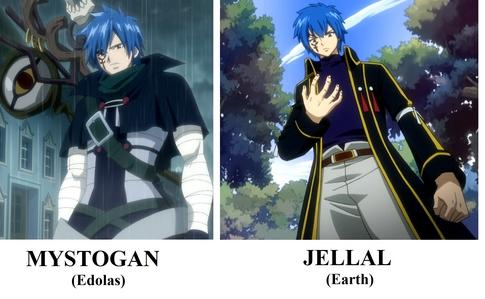 Mystogan/Jellal from Fairy Tail