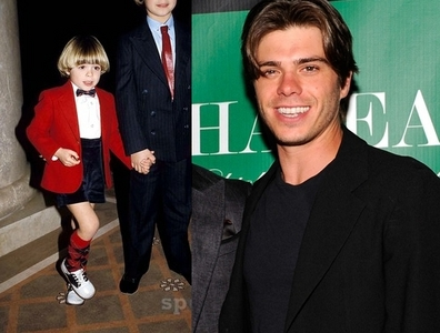 Matthew at 5 years old to 32 years old. <3333
