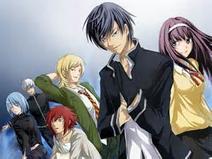 I watched Code: Breaker and SAO all in one day. Code: Breaker has 13 episodes and SAO has 25 i think. K-Project is good too and has 13 episodes. Code Geass was amazing though it has 50 episodes...... I would say Code: Breaker SAO and Code Geass would be the best choices under my opinion. (This is Code: Breaker an animé i watched two days ago.)