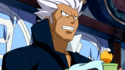 Elfman from Fairy Tail