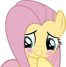 I would be Fluttershy.