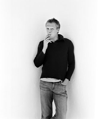 Paul Bettany being cool. =3