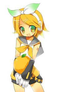 """To be in a world full of """"fictional"""" characters. The Sonic gang, Hetalia, KAGAMINE RIN! <3"""
