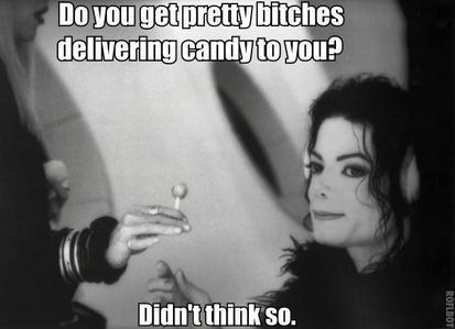 He loved sweets (and so do I)! I believe M&M's were his favourite, but he didn't want the brown ones. Why? Because brown is not one of the colors in the rainbow! Lol!!! How Michaelish! ❤