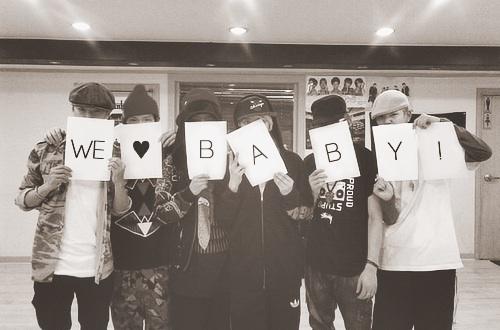 BABY , WE R BABYZ ☺