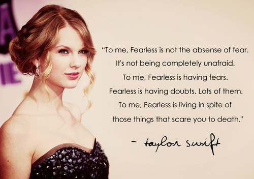 Taylor swift Inspirational quoteQuotes From Taylor Swift Songs