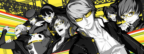 The peeps from Persona 4 ;)