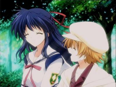 Misae and Shima from Clannad.
