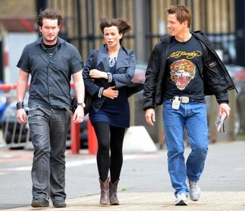 John,Gareth and Eve<333