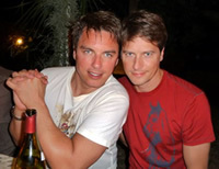 John Barrowman + Scott Gill<33