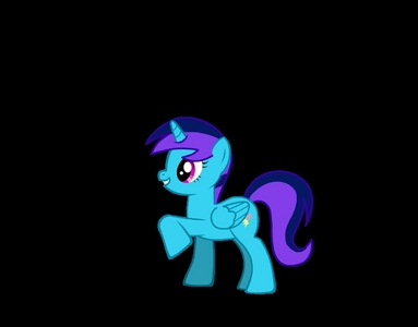 Name: Jewelry Gender: female Cutie Mark: lightning Hobbies: listening music,reading books,playing with বন্ধু Personality: born leader,friendly,fast Fact: makes amazing magic