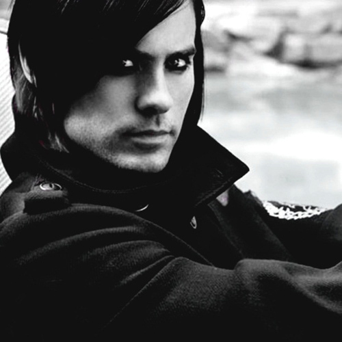 Jared in black